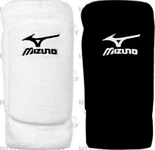 Mizuno T10 Plus Volleyball Knee Pads One Size Fits Most Black or White 480121