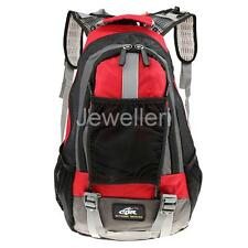 Outdoor Cycling Hiking Backpack Travel Shoulder Bag Unisex Sports Day Pack
