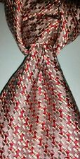 AMHERST&BROOK ITALY MADE WOVEN SILK NECKTIE, NWT