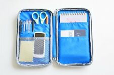 Better Together Pencil / Art Material / multi-functional Case (Blue colour)