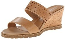 Rockport Garden Court Perf Slide Womens Wedge Sandal- Choose SZ/Color.