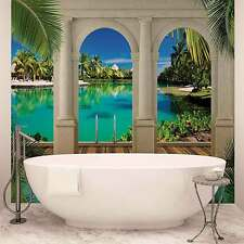 WALL MURAL PHOTO WALLPAPER XXL Beach Tropical (1522WS)