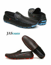 Mens Casual Slip On Shoes Designer Boat Deck Loafers JAS Fashion Moccasin Size