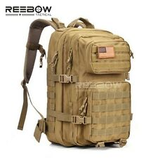 Military Tactical Backpack Large Army 3 Day Assault Pack Waterproof Molle Bugbag
