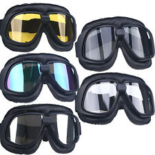 Multicolor lens Motorcycle Motocross Sport Off-Road Dirt Riding Bike Goggles ATV