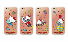 HELLO KITTY Space Mirror Cell Phone Case Cover Protector For iPhone 6/6S/Plus