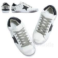 AnnaKastle New Womens Jeweled Heel Fashion Sneakers US 5 6 7 8