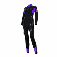 Aqua Lung Ladies Diving suit 5 mm BALANCE COMFORT with Back zip