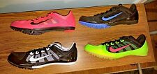 NEW Nike Zoom Rival MD 7 Track & Field Racing Spikes MENS 616312 Blue Red Green