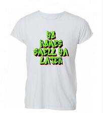 Yo Homes Smell Ya Later Funny Bel Air Inspired 90's Womens Mens TShirt Tee