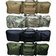 Tactical Hunting & Shooting Carry Case Shotgun Air Rifle Gun Slip Padded Bag
