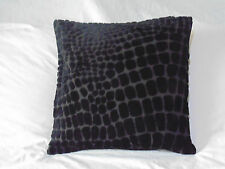 Designers Guild Fabric Nabucco Noir Cushion Covers