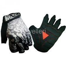 Racing Cycling MTB Bike Bicycle Unisex Comfort Gel Half Finger Gloves M/L/XL/XXL