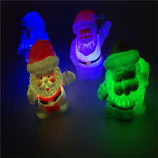 Unique Changing Santa Claus LED Night Light Lamp Xmas Home Party Decor Gift