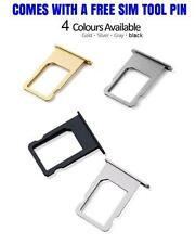 Sim Card Tray Slot Holder w/Open Eject Pin Remover for iPhone 5 4S 4 3 3GS LOT