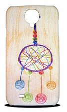 DREAM CATCHER CRAYON DRAWING HARD CASE COVER FOR SAMSUNG GALAXY S4