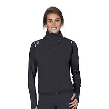 Sporthill Womens Xc 3sp Vest, Color: Black/Black Embossed (2371)