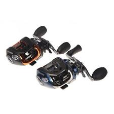 6.3:1 New Bait Casting Fishing Reel 10+1BB Ball Bearings High Speed Tackle D4C5