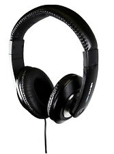 SoundLogic XT On-Ear Stereo Headphones with Built-In Microphone