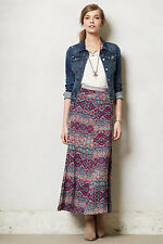 NIP Anthropologie Rani Maxi Skirt by Vanessa Virginia Sz XS $148