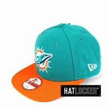 New Era - Miami Dolphins Sideline Official Snapback