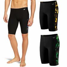 New Speedo Men's Boy's Endurance+ Reverb Swimsuit Trunk Jammer 8051306 Sz 22-38