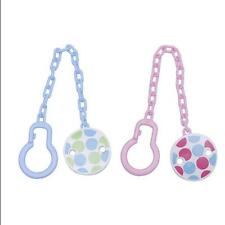 Baby Girl Holder Soother Infant New Chain Clip Boy Pacifier Dummy Toddler Toy