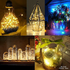 Battery/Electric Operated 2-200M/10-1000LED Fairy String Lights Christmas Lights