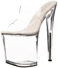 Pleaser FLAMINGO-802/C/M Womens Flamingo-802 Platform Sandal- Choose SZ/Color.