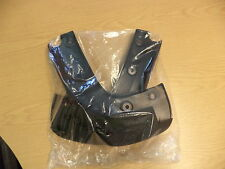 Genuine Vauxhall Corsa D front Mudflaps 93199301 fittings missing