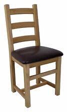 Dakota Oak Dining Chair