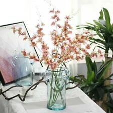 Attractive Artificial Silk Flower Dendrobium Orchid Home Wedding Decor