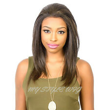 DIANA BOHEMIAN Remy Human Blended Lace Front Wig - BRAZILIAN GIRL