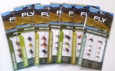 FLY Frankie McPhillips Hand Tied Irish Carded Flies