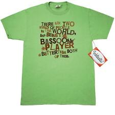 Inktastic Funny Bassoon Music Joke T-Shirt player bassoonist woodwinds orchestra