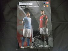 2011 FA CUP SEMI FINAL MANCHESTER CITY V MANCHESTER UNITED @ WEMBLEY 16TH APRIL