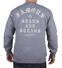 FAMOUS STARS AND STRAPS Local Union Sweatshirt / Scars And Scraps t-shirt
