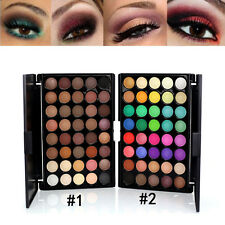 40 Colors Natural Eye Shadow Makeup Shimmer Matte Eyeshadow Palette Cosmetic Set