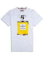 Weekend Offender Graphic T-Shirt Gangster No1 White