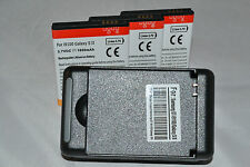 Samsung Galaxy S2/SII i9100 Battery x 1 2 3 or Charger for GT-i9100 EB-F1A2GBU