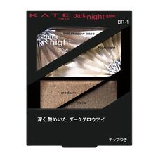 KANEBO KATE Dark Night Glow Palette EyeS Shadow WET Shadow Base 2016 AW NEW