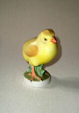 HEREND PORCELAIN CHICK BABY FIGURE
