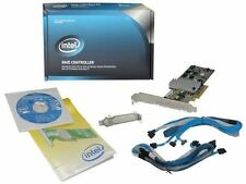 NEW Intel RS2WC080 RAID Controller 6G SAS  8 internal ports PCI-E x8 LSI 9240-8i