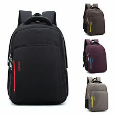 Men Laptop Backpack Outdoor Travel Hiking Bag Rucksack Schoolbag Shoulder Bag