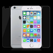 Front + Rear Full Body LCD Clear Screen Film Guard Cover For iPhone 7 / Plus Lot