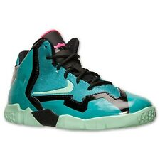Nike LeBron XI 11 PS Sport Turquoise Basketball Shoes 621713 303