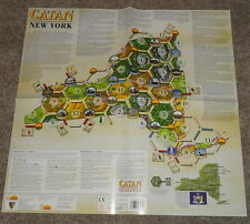 Settlers of Catan - Catan Geographies New York State Game Map