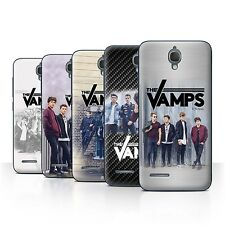 Official The Vamps Case/Cover for Alcatel Idol 2 Mini /The Vamps Photoshoot