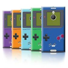 STUFF4 Back Case/Cover/Skin for Nokia Lumia 1520/Video Gamer/Gameboy