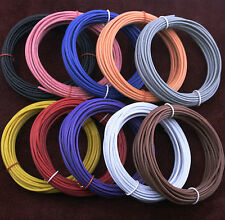 Stranded UL1007 Hook Up Wire Cable 18AWG-24AWG For Cord Flexible DIY Electrical